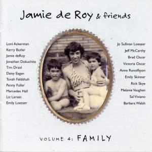 Jamie deRoy & Friends, Vol. 4: Family