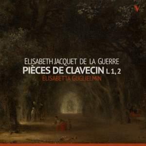 Elisabeth Jacquet De La Guerre: Pieces de Clavecin Product Image