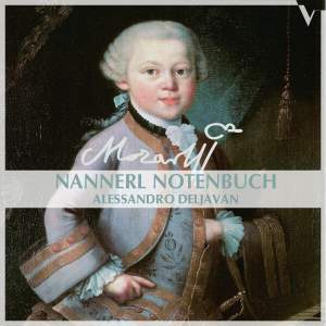 Mozart: Nannerl Notenbuch