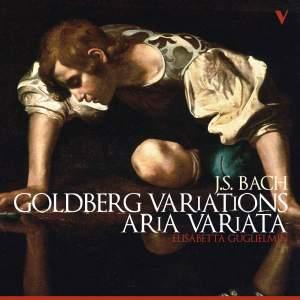 J.S. Bach: Goldberg Variations & Aria variata Product Image