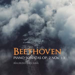 Beethoven: Piano Sonatas, Op. 2 Nos. 1-3