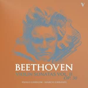 Beethoven: Violin Sonatas, Op. 30 Nos. 1-3, Vol 2