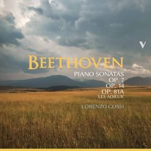 Beethoven: Piano Sonatas Nos. 4, 9, 10 & 26