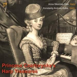Princess Czartorysak's Harp Treasures