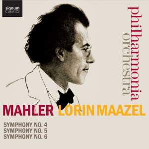 Mahler: Symphonies Nos. 4-6