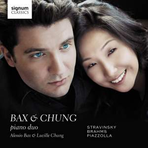 Bax and Chung: Piano Duo