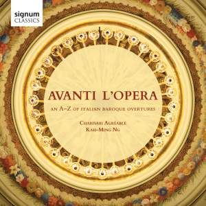 Avanti L'Opera: An A-Z of Italian Baroque Overtures Product Image
