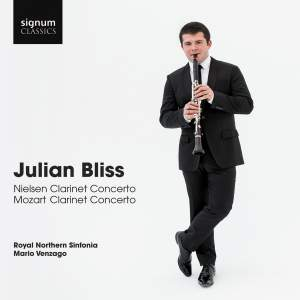 Mozart & Nielsen: Clarinet Concertos
