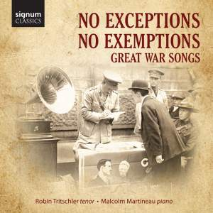 No Exceptions No Exemptions Product Image