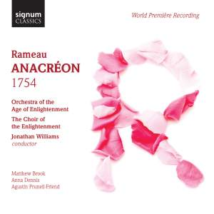 Rameau: Anacreon