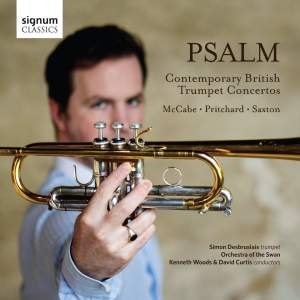 Psalm: Contemporary British Trumpet Concertos