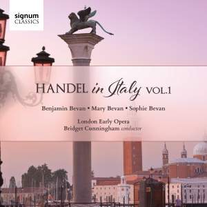 Handel in Italy, Volume 1 Product Image
