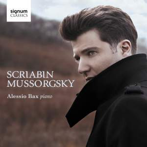 Scriabin: Piano Sonata No. 3 & Mussorgsky: Pictures at an Exhibition