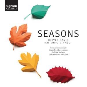 Davis/Vivaldi: Seasons