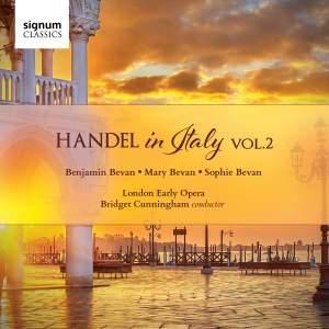 Handel in Italy, Volume 2