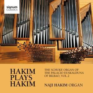 Hakim plays Hakim Vol. 2