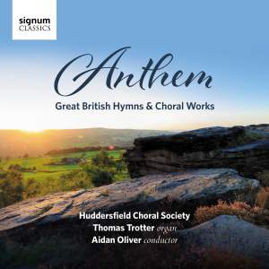 Anthem – Great British Hymns & Choral Works