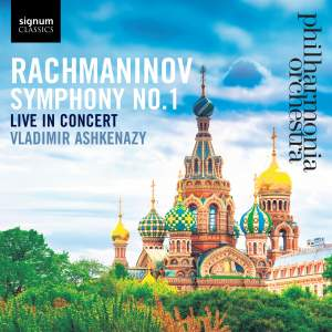 Rachmaninov: Symphony No. 1 in D minor, Op. 13
