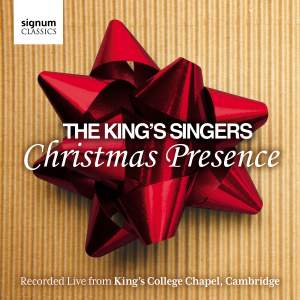 The King's Singers Christmas Presence Product Image