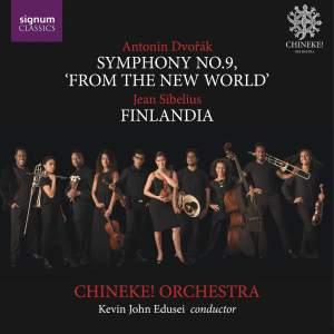 Dvorak: Symphony No. 9 & Sibelius: Finlandia