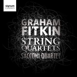 Graham Fitkin: String Quartets Product Image