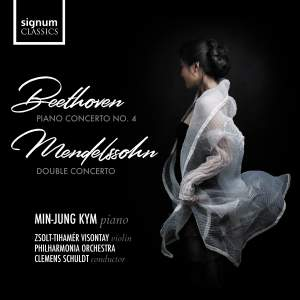 Beethoven: Piano Concerto No. 4 & Mendelssohn: Double Concerto