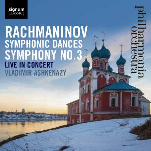Rachmaninov: Symphony No. 3 & Symphonic Dances Product Image
