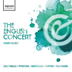 Concerti by Telemann, Tartini & others Product Image