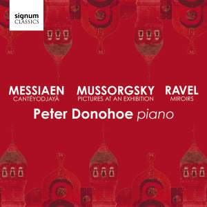 Ravel, Mussorgsky, Messiaen: 'Pictures' Product Image