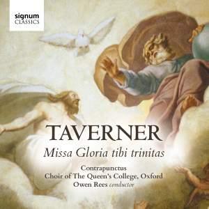 Taverner: Missa Gloria tibi trinitas Product Image