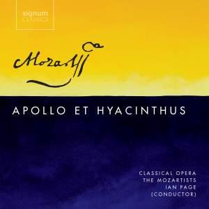 Mozart: Apollo et Hyacinthus Product Image