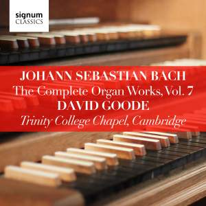 JS Bach: The Complete Organ Works Vol. 7 Product Image