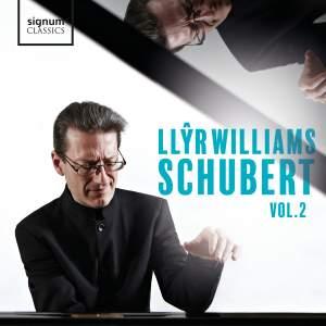 Llŷr Williams: Schubert, Vol. 2 Product Image