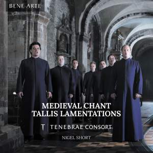 Medieval Chant - Tallis Lamentations Product Image