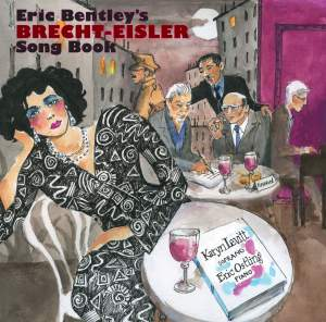 Eric Bentley's Brecht-Eisler Song Book