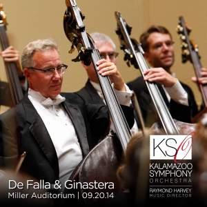 De Falla & Ginastera: Orchestral Works (Live)