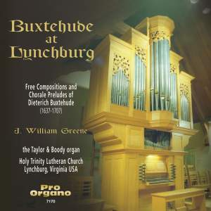 Buxtehude at Lynchburg Product Image