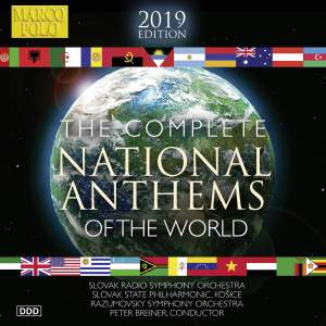 The Complete National Anthems