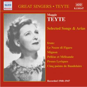 French Songs and Arias (1940-1947)