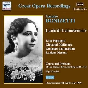 Donizetti: Lucia di Lammermoor Product Image