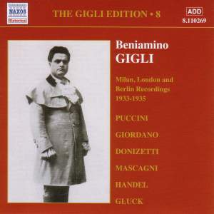 The Gigli Edition 8 Product Image