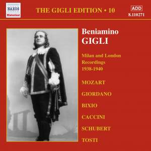 The Gigli Edition 10 Product Image