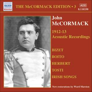 The McCormack Edition Volume 3