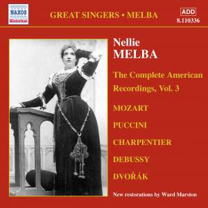Great Singers - Nellie Melba