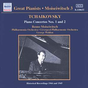 Great Pianists - Moiseiwitsch 3