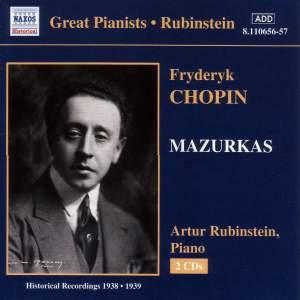 Chopin: Mazurkas Nos. 1-51 Product Image