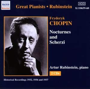 Chopin: Nocturnes & Scherzi Product Image