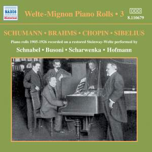Welte-Mignon Piano Rolls 3 Product Image