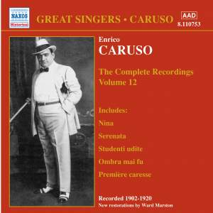 Great Singers - Caruso Product Image