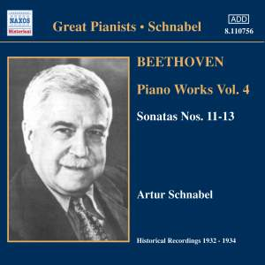 Great Pianists - Artur Schnabel